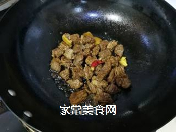 土豆炖牛肉的做法步骤:5