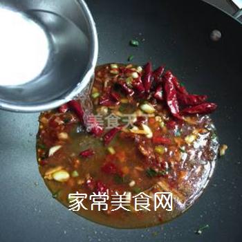 水煮牛肉的做法步骤:9