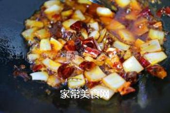 豆花牛肉的做法步骤:5