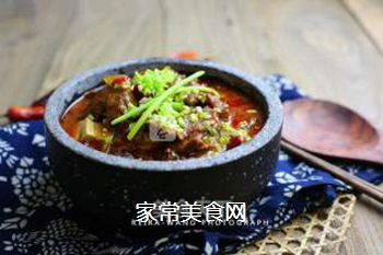 豆花牛肉的做法步骤:8