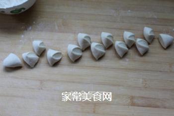 对抗寒冷的高热量――牛肉韭黄煎包的做法步骤:11