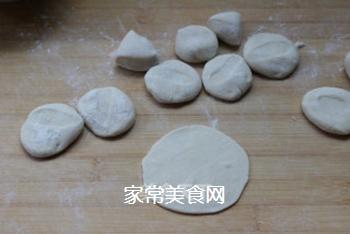 对抗寒冷的高热量――牛肉韭黄煎包的做法步骤:12