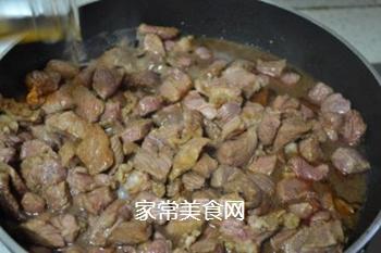 红烧牛肉面的做法步骤:8