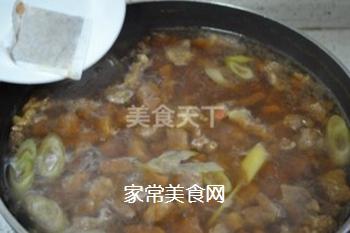 红烧牛肉面的做法步骤:14