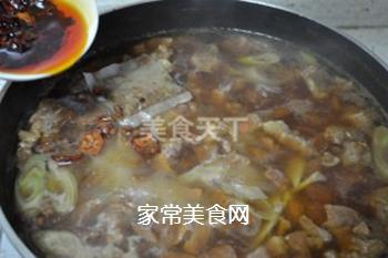 红烧牛肉面的做法步骤:16