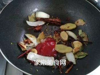 红烧牛肉面的做法步骤:5