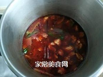 红烧牛肉面的做法步骤:11