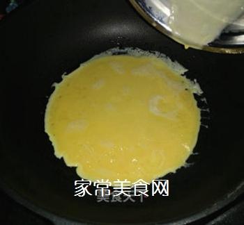 富贵黄金肉松卷的做法步骤:5