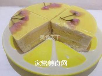 樱花慕斯蛋糕的做法步骤:17