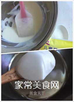 #信任之美#酸奶溶豆的做法步骤:2