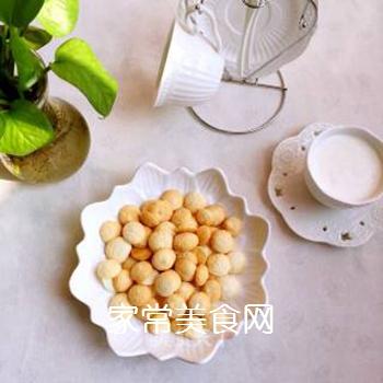 #信任之美#酸奶溶豆的做法步骤:8