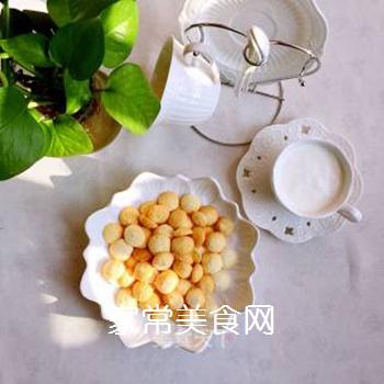 #信任之美#酸奶溶豆的做法步骤:9