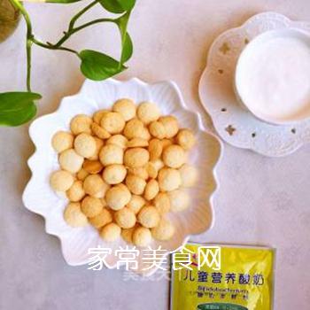 #信任之美#酸奶溶豆的做法步骤:11