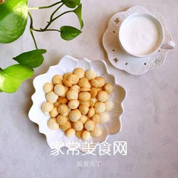 #信任之美#酸奶溶豆的做法