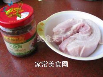 蜜汁叉烧肉的做法步骤:1