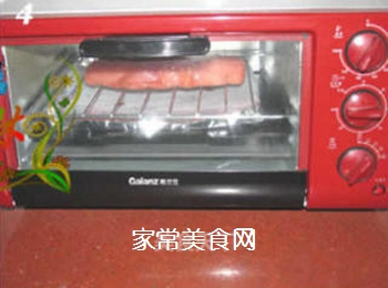 蜜汁叉烧肉的做法步骤:5