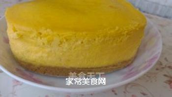 南瓜芝士蛋糕的做法步骤:15