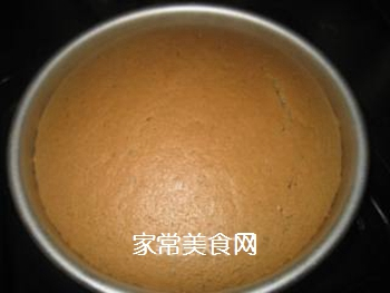 益元八珍戚风蛋糕的做法步骤:11