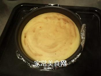 榴莲焦糖重乳酪蛋糕的做法