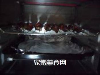 缤纷烤肉串的做法步骤:7
