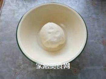 椒盐黑芝麻酥饼的做法步骤:2