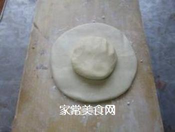 椒盐黑芝麻酥饼的做法步骤:6