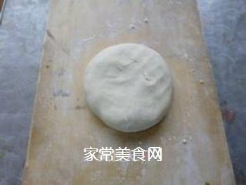 椒盐黑芝麻酥饼的做法步骤:7