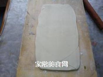 椒盐黑芝麻酥饼的做法步骤:10