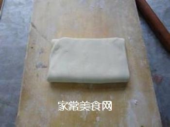 椒盐黑芝麻酥饼的做法步骤:11