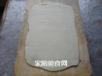 椒盐黑芝麻酥饼的做法步骤:12