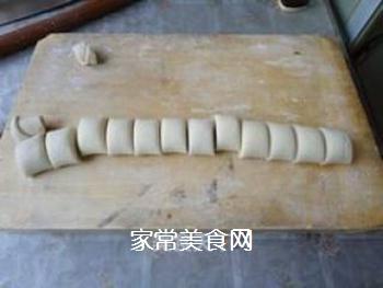 椒盐黑芝麻酥饼的做法步骤:14