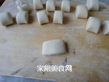 椒盐黑芝麻酥饼的做法步骤:15