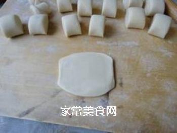 椒盐黑芝麻酥饼的做法步骤:16