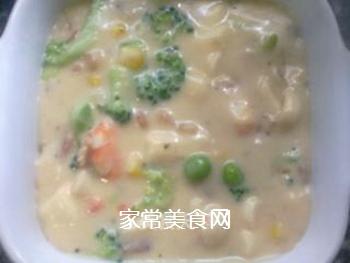 情人节惊喜――奶油酥皮汤的做法步骤:5