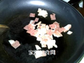 �h培根批萨土豆泥的做法步骤:4