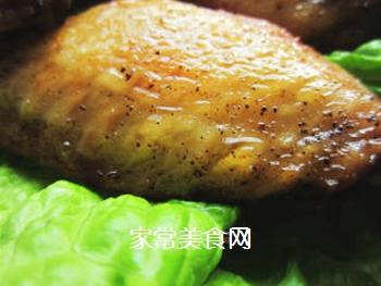 椒香鸡翅的做法步骤:3
