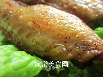椒香鸡翅的做法