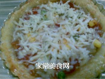 意味深情,餐厅美味――在家自制披萨的做法步骤:9