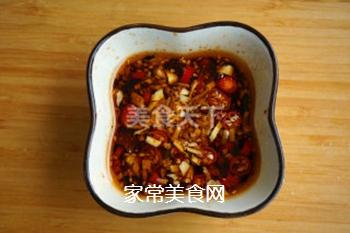 金针菇凉面卷的做法步骤:3