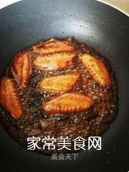 """原创升级版""""可乐鸡翅""""~不一样的做法,烧出不一样的美味!的做法步骤:11"""
