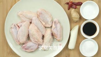 红烧鸡翅的做法步骤:1