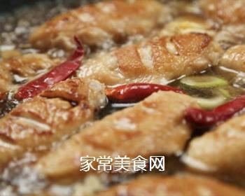 红烧鸡翅的做法步骤:6