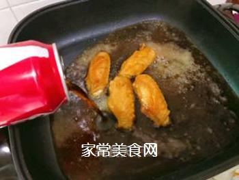 可乐鸡翅的做法步骤:8