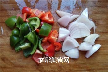 大盘鸡的做法步骤:4
