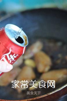 【山西】可乐鸡翅的做法步骤:4