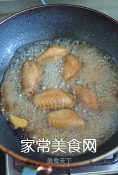 【山西】可乐鸡翅的做法步骤:5