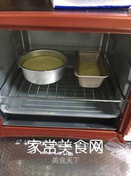 玉米面牛奶发糕的做法步骤:4