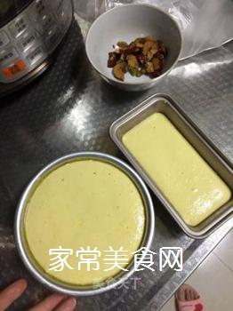 玉米面牛奶发糕的做法步骤:6