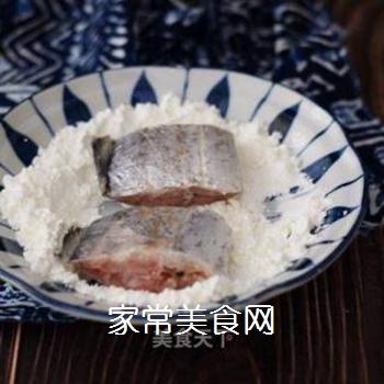 红烧带鱼的做法步骤:3