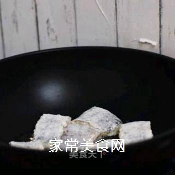 红烧带鱼的做法步骤:6